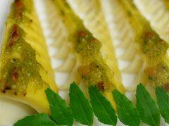 筍の木の芽味噌焼き