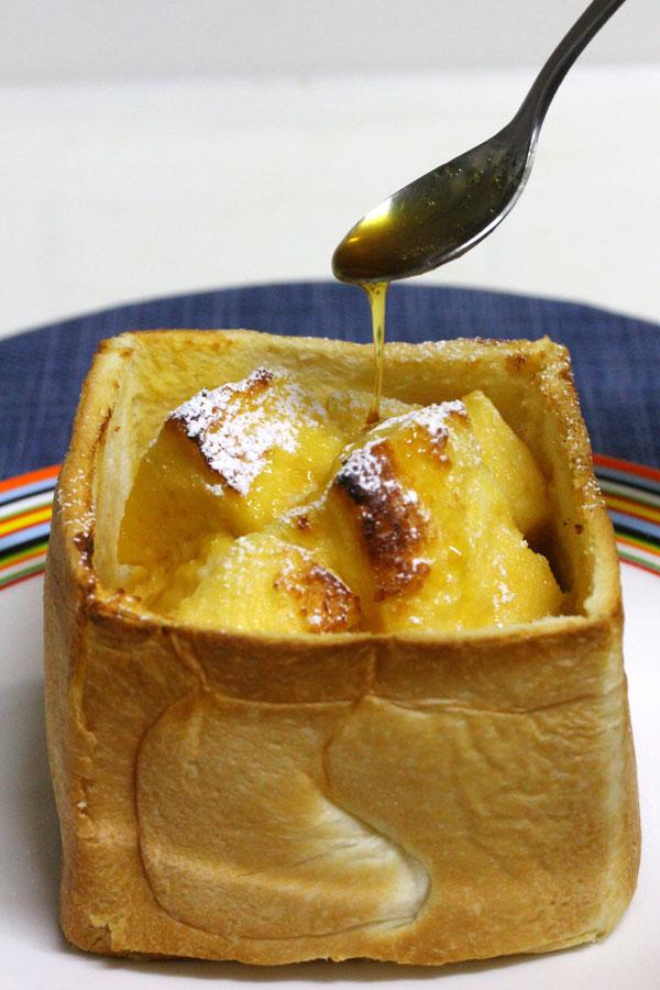 蜂蜜フレンチトースト