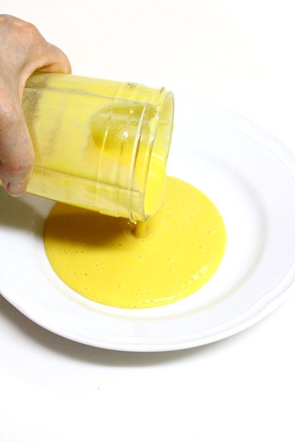 パンプキンスープ