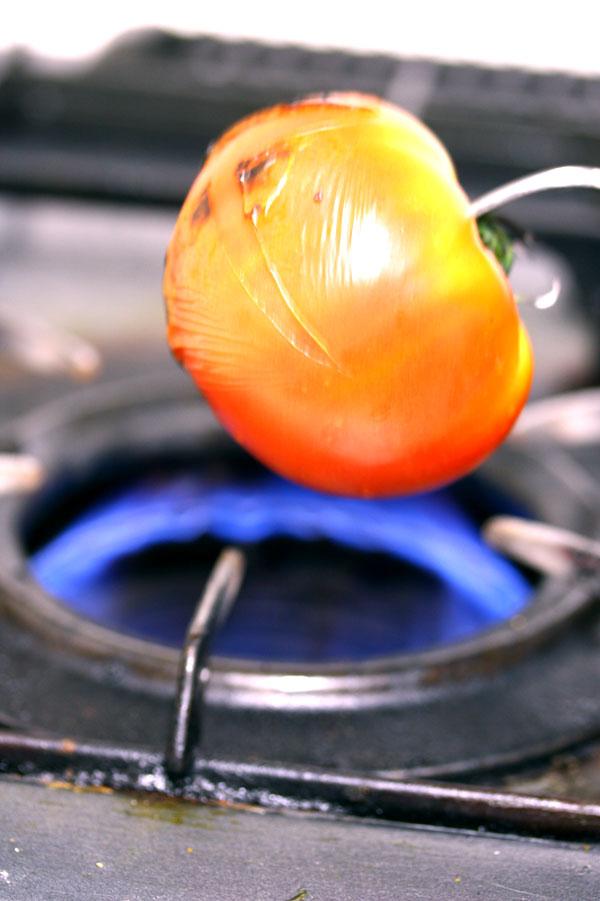 ご飯で作るガスパッチョ
